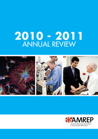 AMREP Annual Review 2010-11