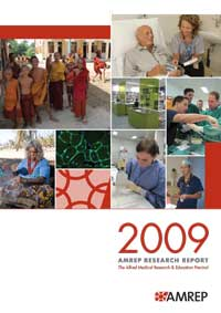 AMREP Research Report 2009