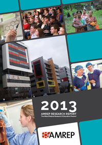 AMREP Research Report 2013