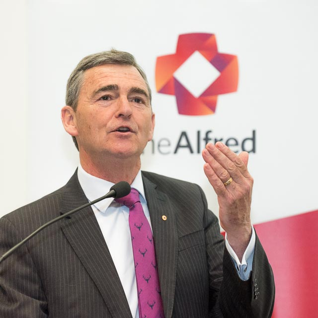 Alfred Health Week 2017 - Research Day Keynote Address