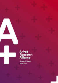 Alfred Research Alliance 2018 Research Report