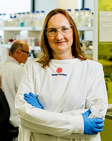 Prof Heidi Drummer, Burnet Institute