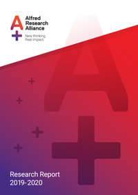 Alfred Research Annual Report 2019-2020